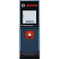 Trena Laser Glm 20 Professional Azul E Preta - Bosch