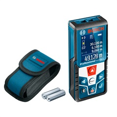 Trena Laser Glm 50 C Professional Azul - Bosch