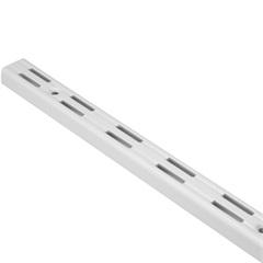 Trilho Forte Closet Branco 100cm - Fico Ferragens
