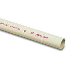 Tubo em Cpvc Aquatherm 35mm com 3 Metros Bege - Tigre