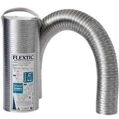 Tubo Flexível para Exaustão Flextic 80mmx74cm - Westaflex