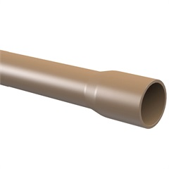 Tubo Soldável 25mm com 3 Metros Marrom - Tigre