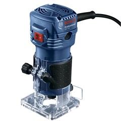 Tupia 550w 110v Gkf 550 Azul - Bosch