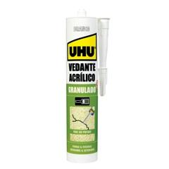 Uhu Vedante Acrílico Granulado Branco 280ml - Adere