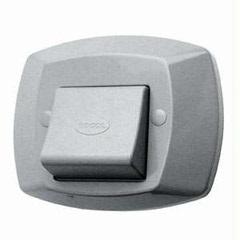 Válvula de Descarga com Acabamento Cinza Pérola Ref. 1151522 - Docol