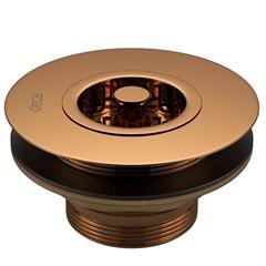 Válvula de Escoamento para Pia 3.1/2'' Red Gold - Deca