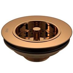 Válvula de Escoamento para Pia 4.1/2'' Red Gold - Deca