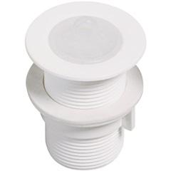 Válvula de Escoamento para Tanque com Tampa Plástica 2,3/8''X1,1/4'' Branco - GTRES