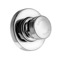 Válvula para Chuveiro Água Fria Ou Misturada Pressmatic Cromada - Docol