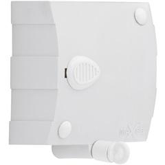 Varal Automático de 1 Módulo 9,2x6x10cm 4,8 Metros Branco - Maxeb