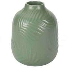 Vaso Decorativo em Dolomita 12x15cm Verde - Casanova