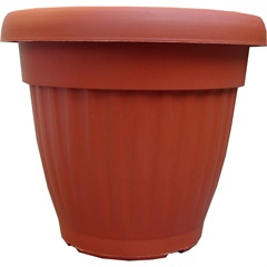 Vaso Denise 15cm Terracota - West Garden