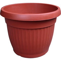 Vaso Denise 20cm Terracota - West Garden