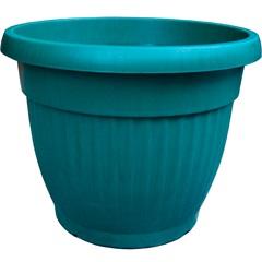 Vaso Denise 30cm Verde - West Garden