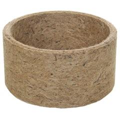 Vaso em Fibra de Côco 18x10cm Natural - Agrofor