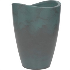 Vaso em Polietileno Alto Copacabana 40x54cm Couper - Vasart