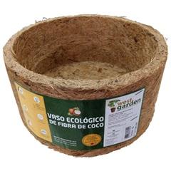 Vaso Fibra de Coco Grande - West Garden