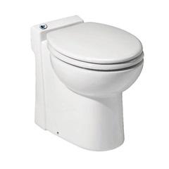 Vaso Sanitário Triturador Sanicompact Silence Eco C4 - Sanitrit