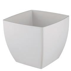 Vaso Siena Branco 14cm