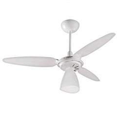 Ventilador Wind Light 3 Pás Branco 110v