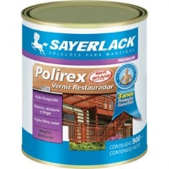 Verniz Polirex Mogno 225ml - Sayerlack