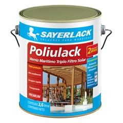 Verniz Poliulack Brilhante 3,6 Litros - Sayerlack