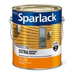 Verniz Premium Brilhante Extra Marítimo Natural 3,6 Litros - Sparlack