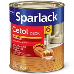 Verniz Super Premium Semi Brilho Cetol Deck Natural 900ml - Sparlack