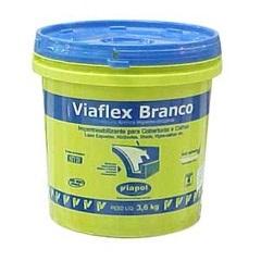 Viaflex Branco Galão 3,6 Litros - Viapol