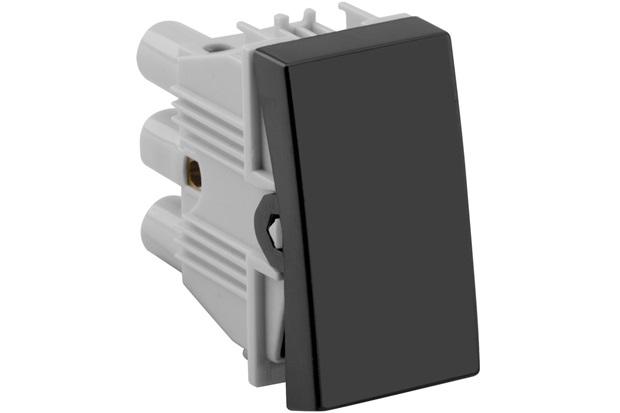 1 Interruptor Intermediário 10a 220v Simon 30 Grafite - Simon