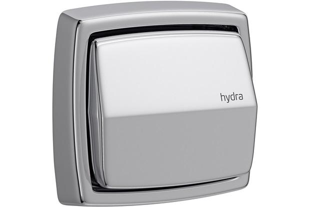Acabamento de Válvula de Descarga Hydra Clean Cromado - Deca
