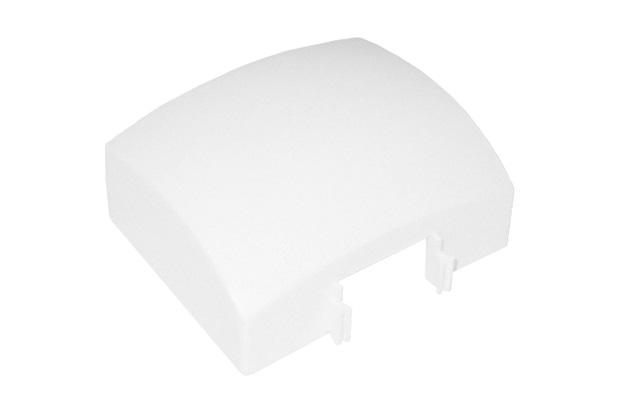 Acoplador Sistema X Branco 32x16mm  - Pial Legrand