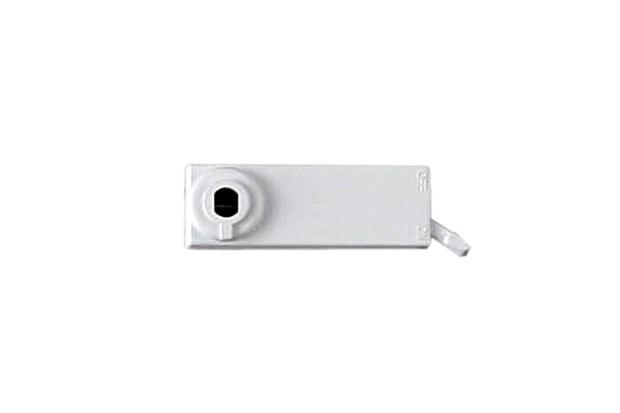 Adap P/Trilho Eletrificado-Branco Lumi - Bronzearte