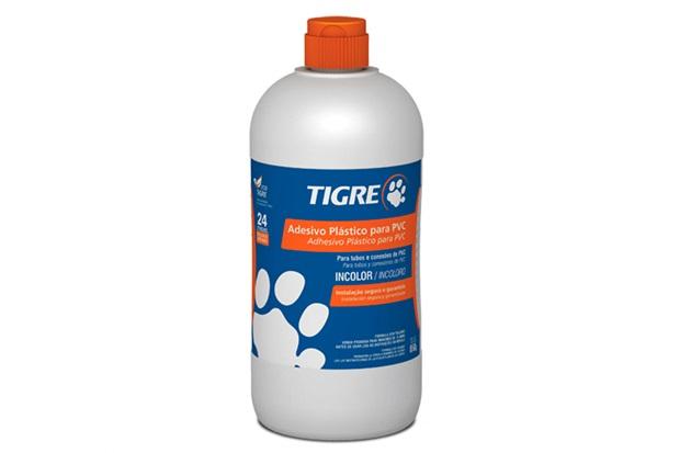 Adesivo Plástico para Pvc 850g Incolor - Tigre