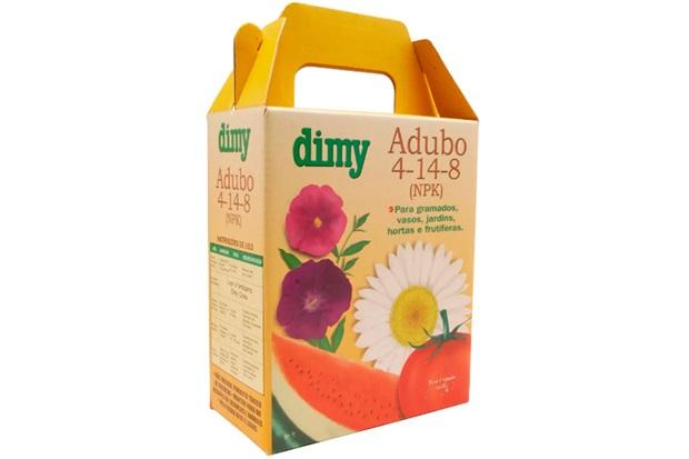 Adubo 04-14-08 1kg - Dimy