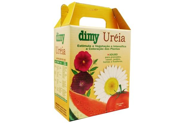 Adubo Agrícola com Concentrado de Uréia 1kg - Dimy