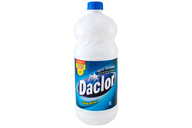 Água Sanitária Daclor 1 Litro - Total Química