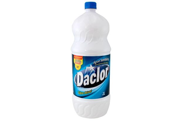 Água Sanitária Daclor 2 Litros - Sanol