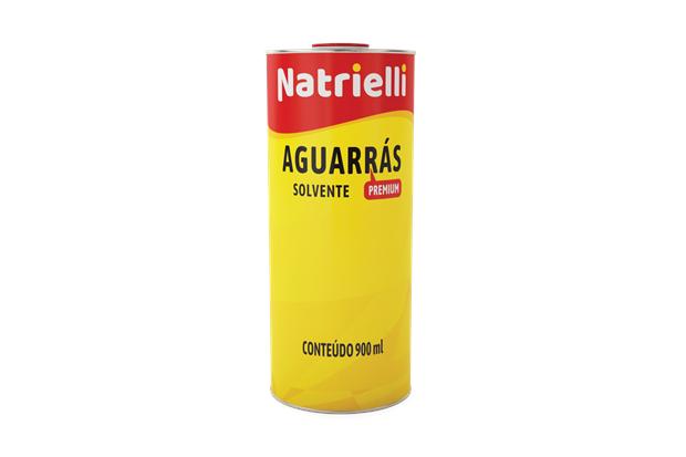 Aguarrás Solvente Diluente Geral 900ml - Natrielli