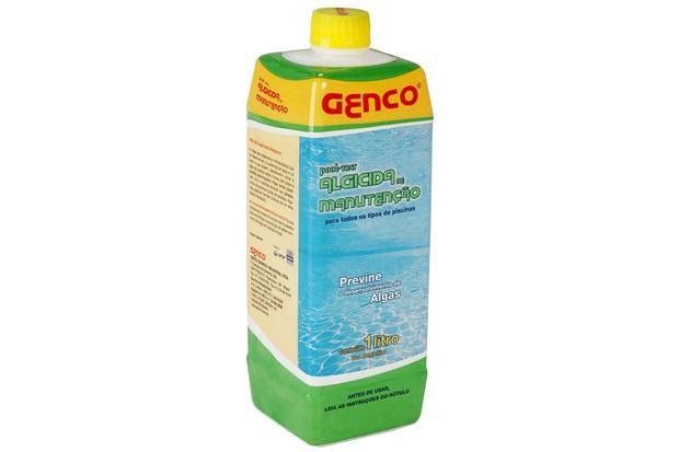 Alcida de Manutenção Poll Trat 1 Litro - Genco