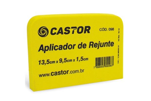 Aplicador para Rejunte  - Castor