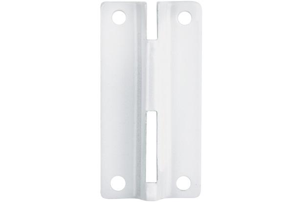 Apoio em Aço Versátil Branco - Fico Ferragens