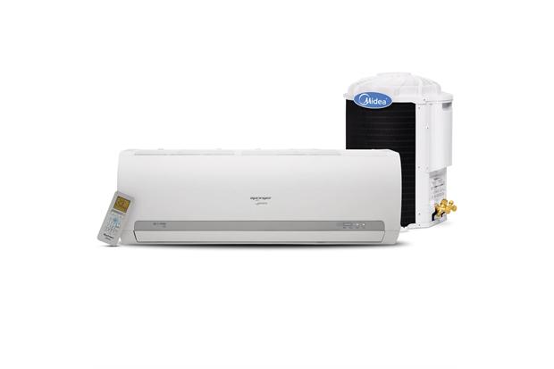 Ar-Condicionado com Controle Remoto 1625w 220v 18000btus Quente E Frio Split Springer Branco - Midea