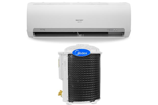 Ar-Condicionado com Controle Remoto 1625w 220v 18000btus Split Springer Branco - Midea