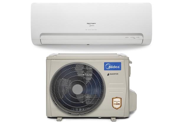 Ar-Condicionado com Controle Remoto 2070w 220v 24000btus Split Springer Inverter - Midea