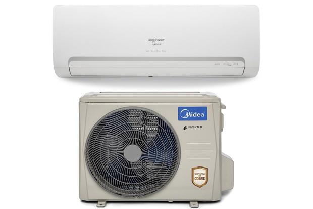 Ar-Condicionado com Controle Remoto 790w 220v 9000btus Split Springer Inverter - Midea