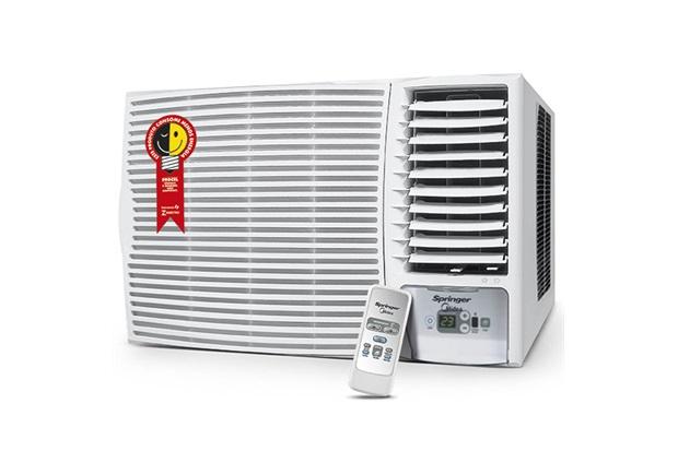 Ar-Condicionado de Janela Eletrônico 3046w 220v 30000btus Springer Branco - Midea