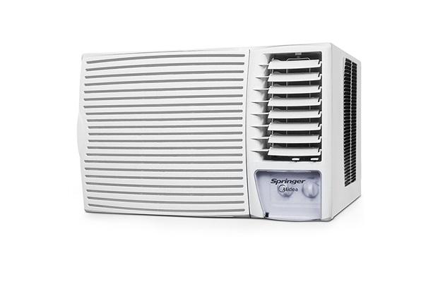 Ar-Condicionado de Janela Mecânico 1189w 220v 12000btus Springer Branco - Midea