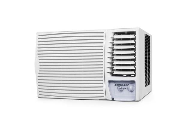 Ar-Condicionado Mecânico de Janela Springer 21000btus Quente E Frio 220v - Midea