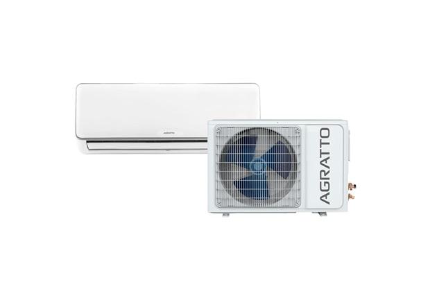 Ar-Condicionado Split Inverter com Controle Remoto 896w 220v 12000btus Neo Branco - Agratto